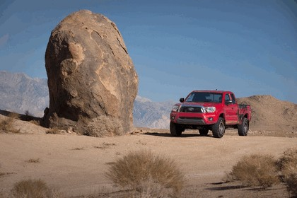 2011 Toyota Tacoma TRD T-X Baja Series Limited Edition Pickup 8