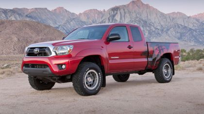 2011 Toyota Tacoma TRD T-X Baja Series Limited Edition Pickup 4