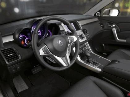 2006 Acura RDX SH-AWD prototype 11