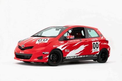 2011 Toyota Yaris B-Spec Club Racer 1