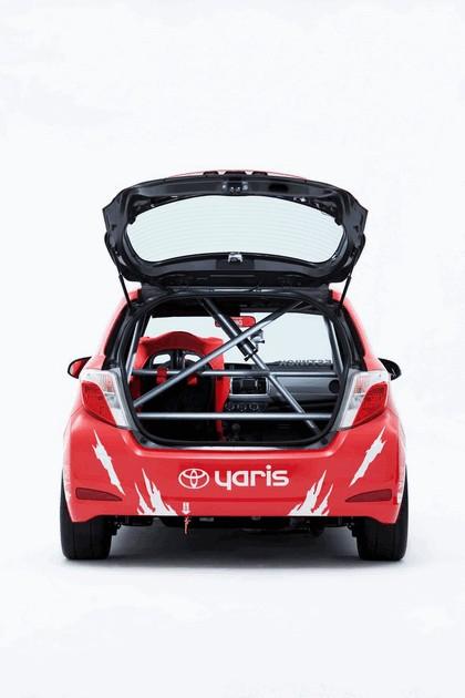 2011 Toyota Yaris B-Spec Club Racer 3