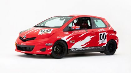 2011 Toyota Yaris B-Spec Club Racer 1