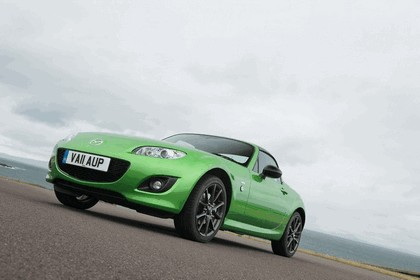 2011 Mazda MX-5 sport black - UK version 2