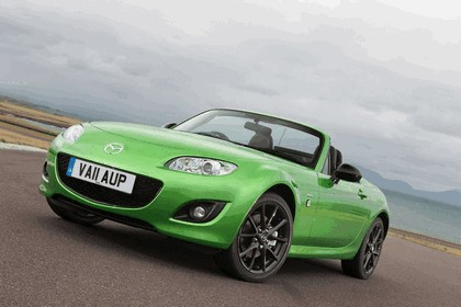 2011 Mazda MX-5 sport black - UK version 3