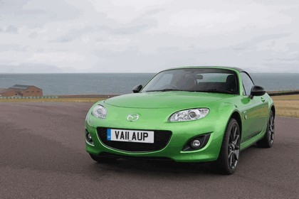 2011 Mazda MX-5 sport black - UK version 4
