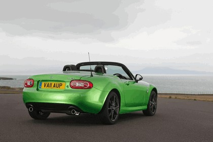 2011 Mazda MX-5 sport black - UK version 8