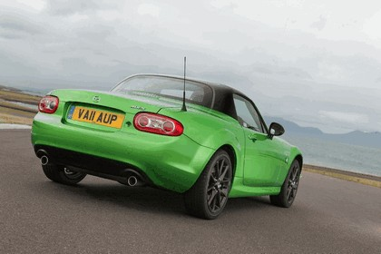 2011 Mazda MX-5 sport black - UK version 12