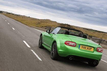 2011 Mazda MX-5 sport black - UK version 17