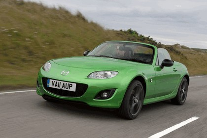 2011 Mazda MX-5 sport black - UK version 19