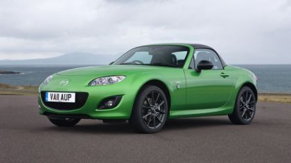 2011 Mazda MX-5 sport black - UK version 5