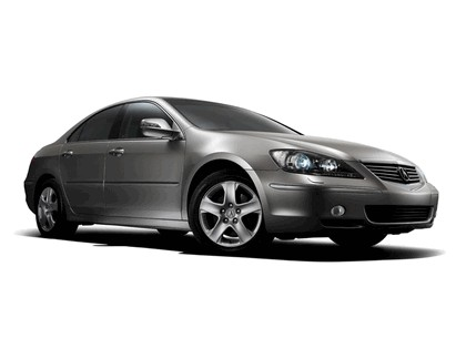 2006 Acura RL SH-AWD chinese version 1