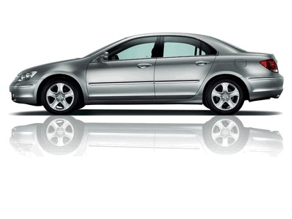 2006 Acura RL SH-AWD chinese version 2