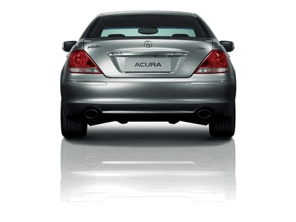2006 Acura RL SH-AWD chinese version 4