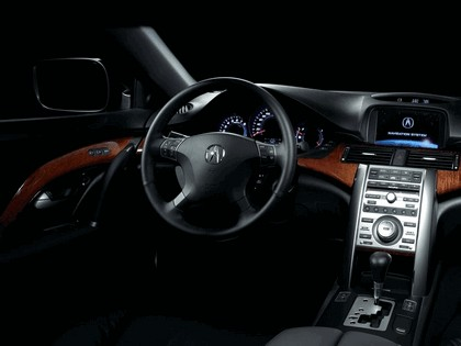 2006 Acura RL SH-AWD chinese version 13