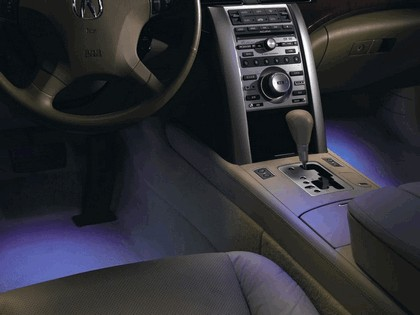 2006 Acura RL SH-AWD chinese version 22