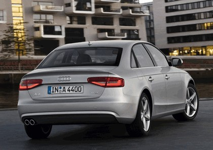 2012 Audi A4 9