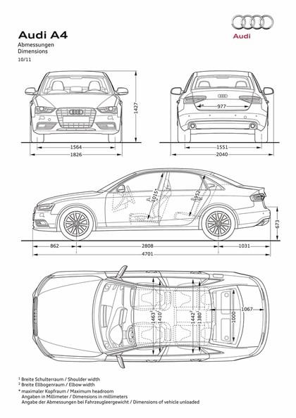 2012 Audi A4 19