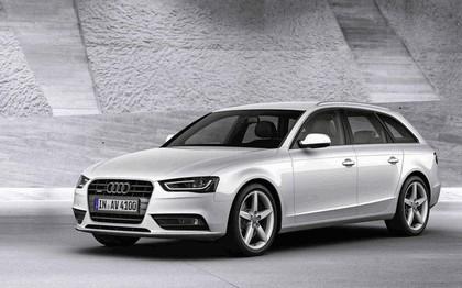 2012 Audi A4 Avant 4