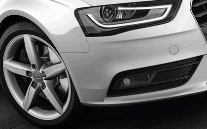 2012 Audi A4 Avant 8