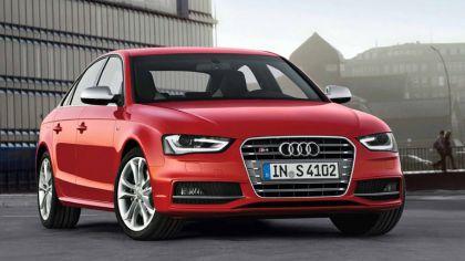 2012 Audi S4 8