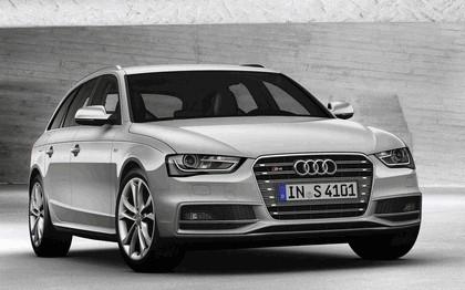 2012 Audi S4 Avant 4