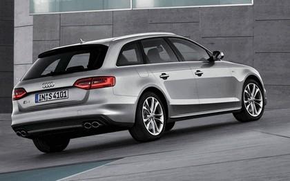 2012 Audi S4 Avant 7