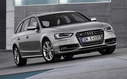 2012 Audi S4 Avant 8
