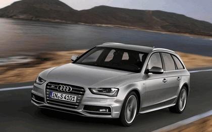 2012 Audi S4 Avant 9
