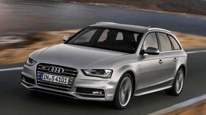 2012 Audi S4 Avant 1