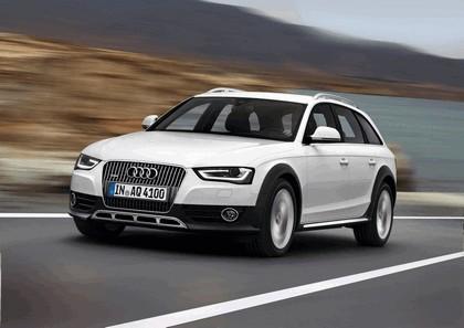2012 Audi A4 Allroad 8