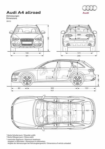 2012 Audi A4 Allroad 26