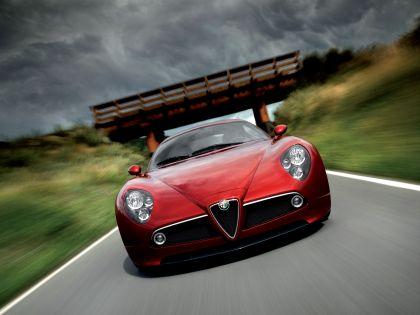 2006 Alfa Romeo 8C Competizione 4
