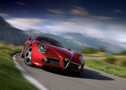 2006 Alfa Romeo 8C Competizione 7