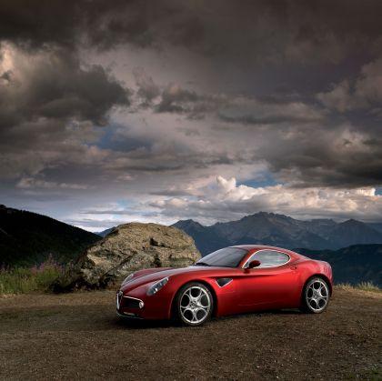 2006 Alfa Romeo 8C Competizione 10