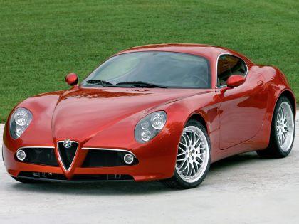 2006 Alfa Romeo 8C Competizione 17