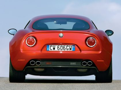 2006 Alfa Romeo 8C Competizione 21