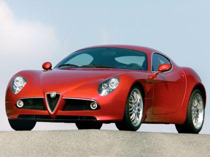 2006 Alfa Romeo 8C Competizione 22