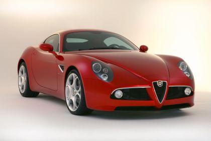 2006 Alfa Romeo 8C Competizione 26