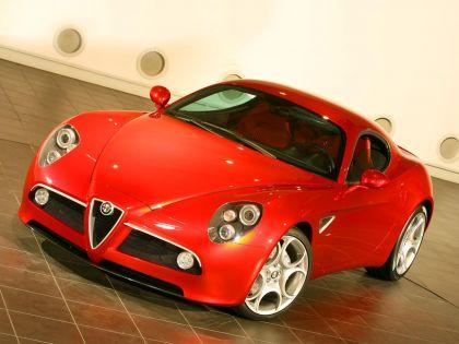 2006 Alfa Romeo 8C Competizione 39