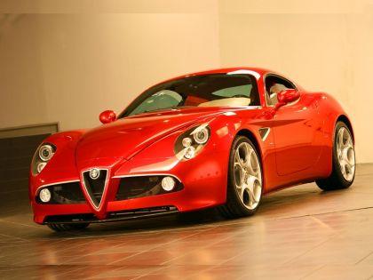 2006 Alfa Romeo 8C Competizione 40