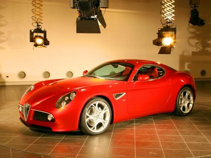 2006 Alfa Romeo 8C Competizione 41