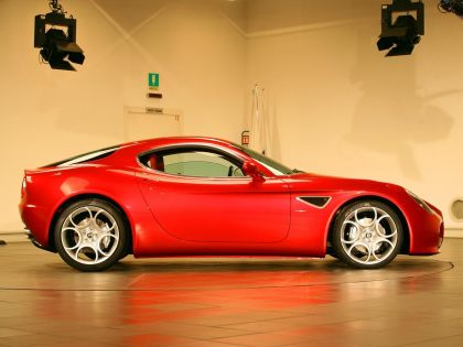 2006 Alfa Romeo 8C Competizione 42