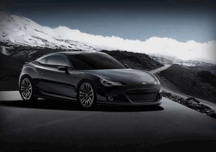 2011 Subaru BRZ STi - renderings 1