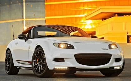 2011 Mazda MX-5 Spyder concept 1