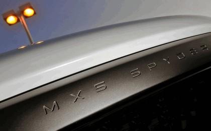 2011 Mazda MX-5 Spyder concept 11
