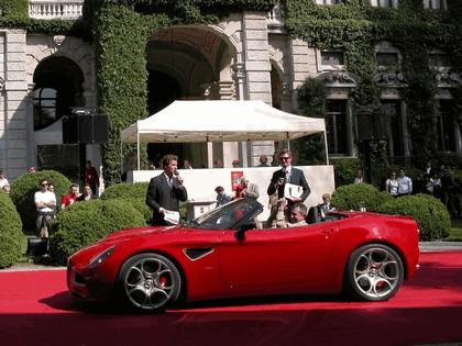 2006 Alfa Romeo 8C Competizione spider concept 2