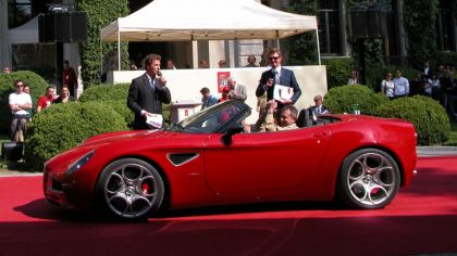 2006 Alfa Romeo 8C Competizione spider concept 8