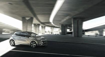 2011 Peugeot 208 3-door 13