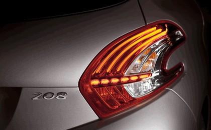 2011 Peugeot 208 5-door 22