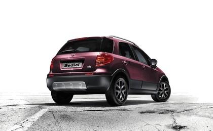 2012 Fiat Sedici 3